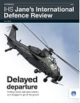 IHS Jane's International Defence Review online