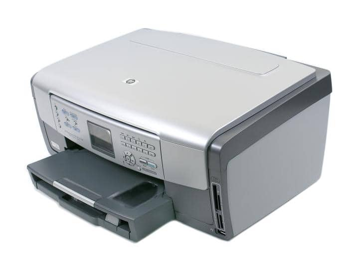 Teardown Analysis - HP PhotoSmart 3210 All-In-One Printer - IHS Technology