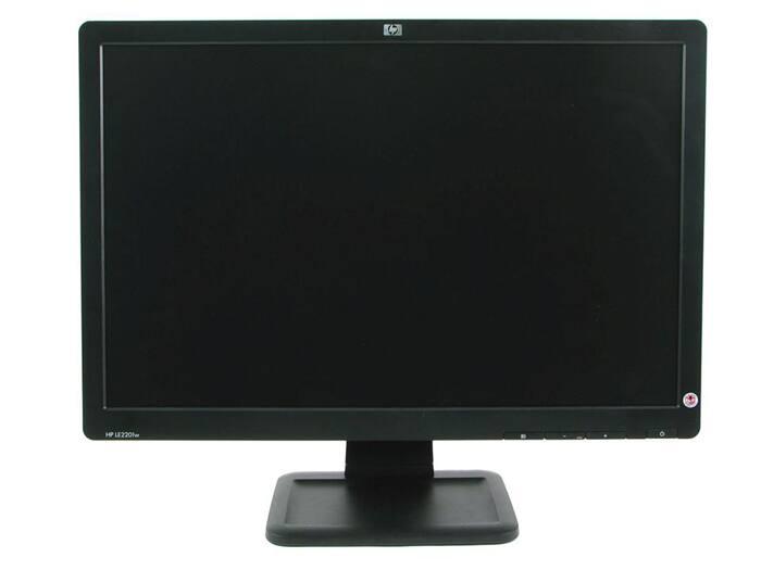 Teardown Analysis Hp Le2201w Monitor Ihs Technology