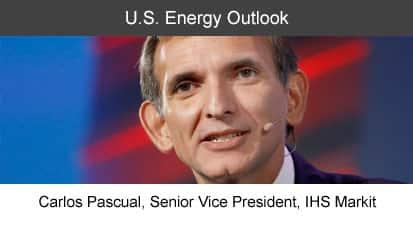 Carlos Pascual, U.S. Energy Outlook