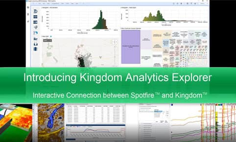 Kingdom Seismic and Geological Interpretation Software | IHS Markit