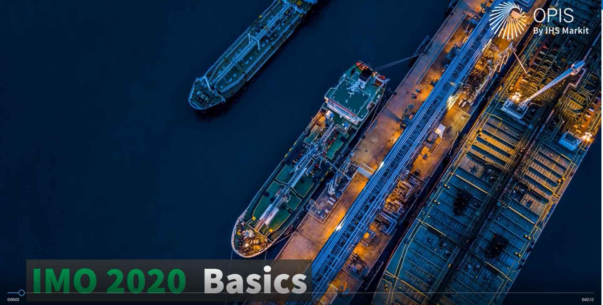 IMO 2020 Basics | IHS Markit