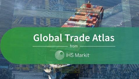 「Global Trade Atlas」の画像検索結果