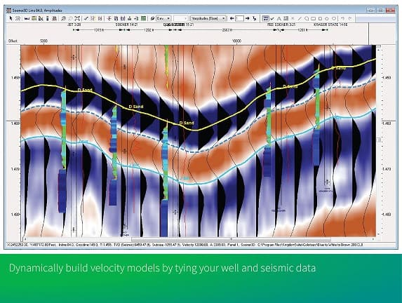 Kingdom Seismic and Geological Interpretation Software | IHS