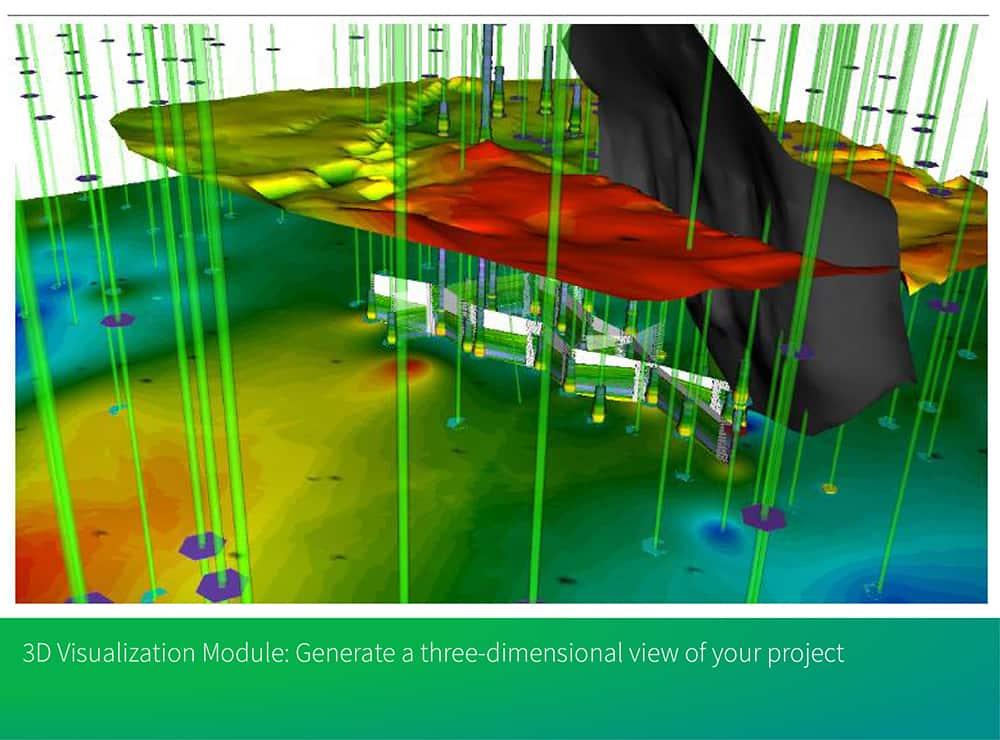 petra u2122  geological interpretation software