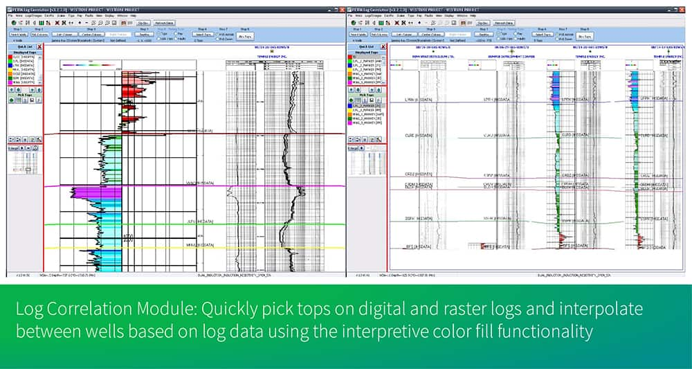 Geological interpretation software using Petra™ | IHS Markit