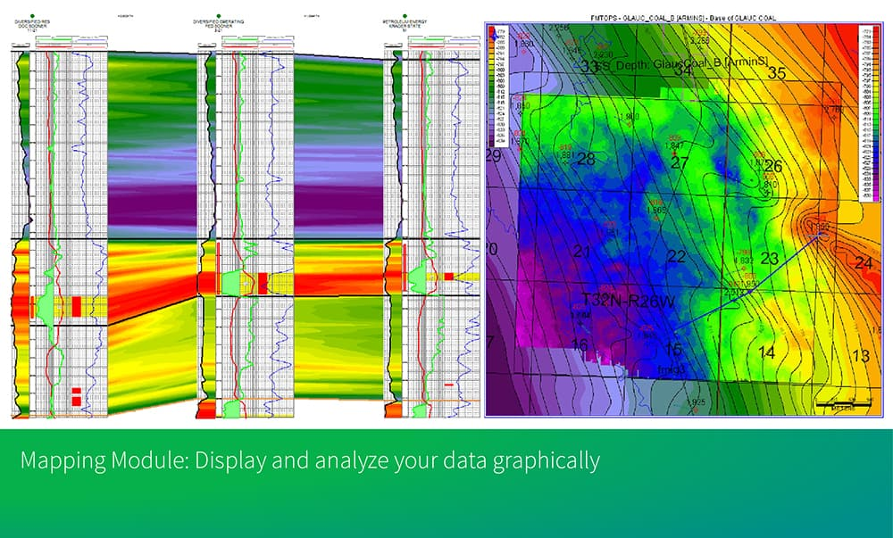 Geological Interpretation Software Using Petra Ihs Markit