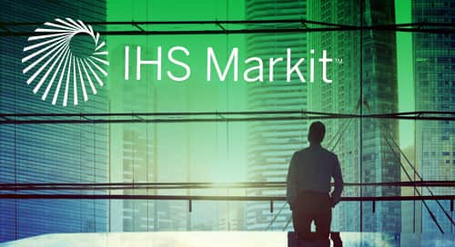 Ihs Markit Leading Source Of Critical Information